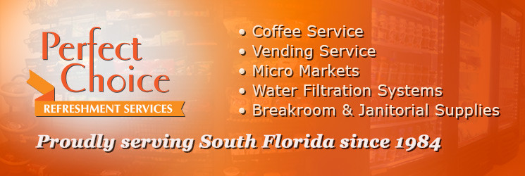 Vending Supply Company Ft Lauderdale FL
