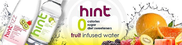 Hint Water now available at Perfect Choice