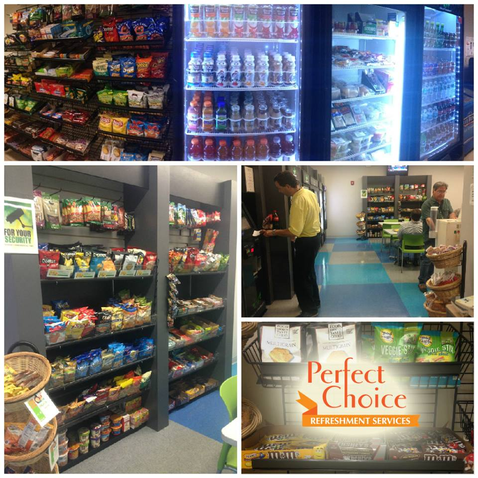The future of vending with Perfect Choice